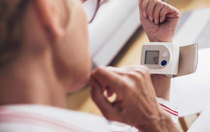 Can thermotherapy help high blood pressure